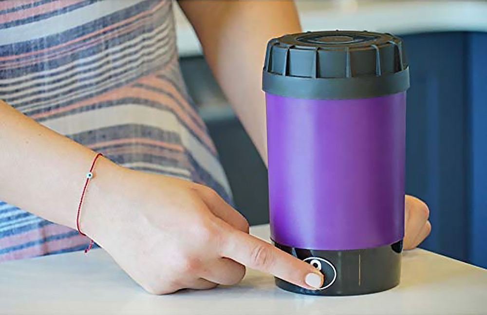 This countertop home decarboxylator is great for making edibles at home.
